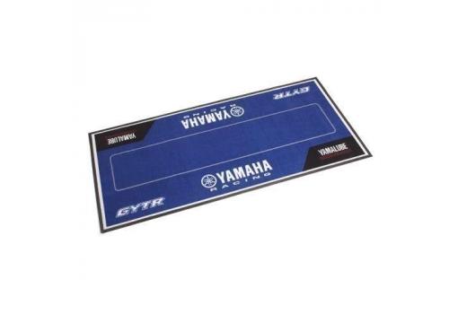 Podloga z logotipom Yamaha Racing
