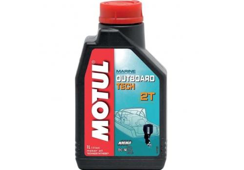Motul olje za Navtiko Outboard Tech 2T  1L