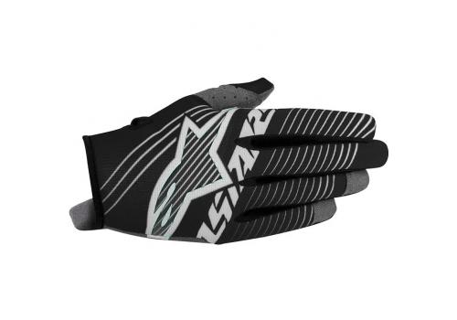 Motokros rokavice Alpinestar Tracker črne