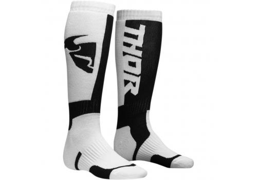 Motokros nogavice Thor Mx črna