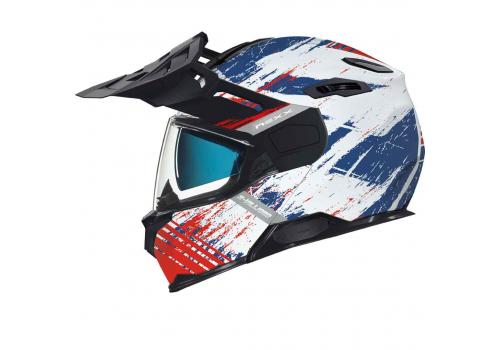 Motoristična čelada NEXX X.Vilijord Mudvalley