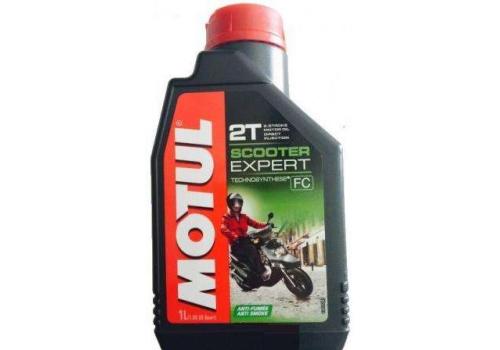 Motorno olje MOTUL - Scooter Expert 2T