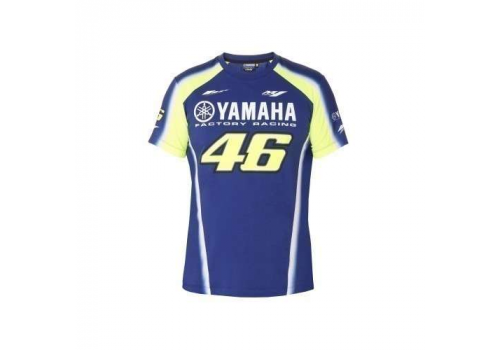 VR46 - Yamaha Men T-shirt